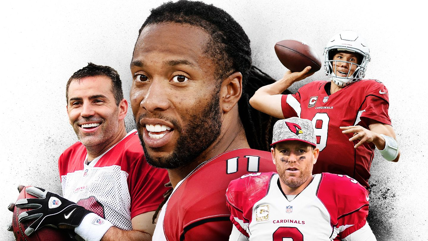 The men who have thrown passes to the Cardinals' future Hall of Famer offer an insider's view of his exploits on the field and character off it.