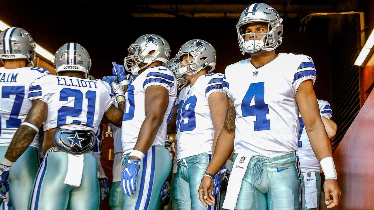 Dallas has failed to build a competent team around Dak Prescott, and it's paying for it. Here's how the Cowboys got here, and what's next.
