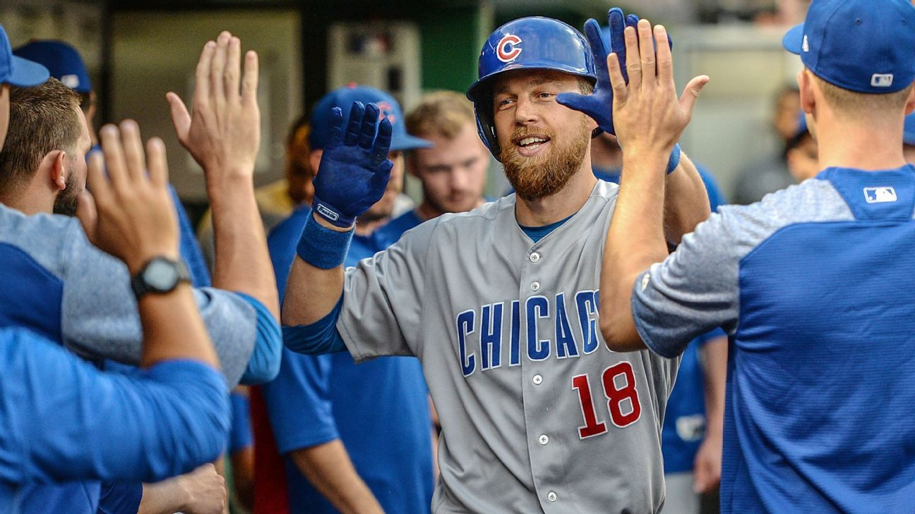 World Series MVP when the Cubs won in 2016 and now a crucial veteran, Zobrist goes deep on the differences between '16 and '18, adjusting to his new role and what his future holds.