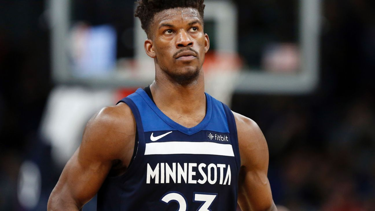 Jimmy Butler on what has gone wrong with Timberwolves