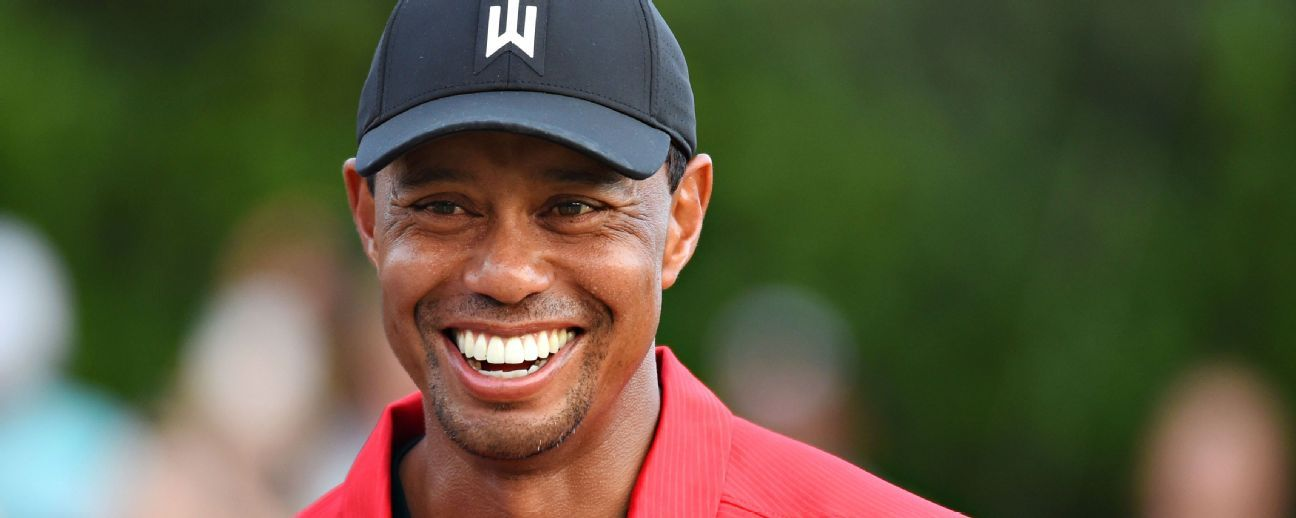 'Tiger is the needle': Golf legends, NBA stars among many to congratulate Woods