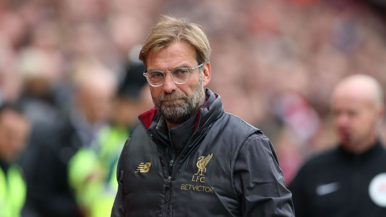 Take cup seriously or face 'problem' - Klopp