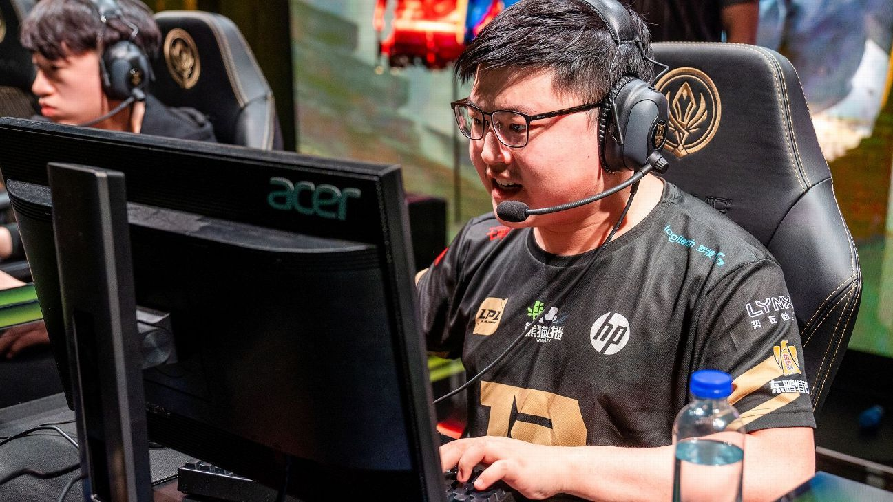 League Of Legends World Championship Power Rankings The Top Five Ad Carries In South Korea