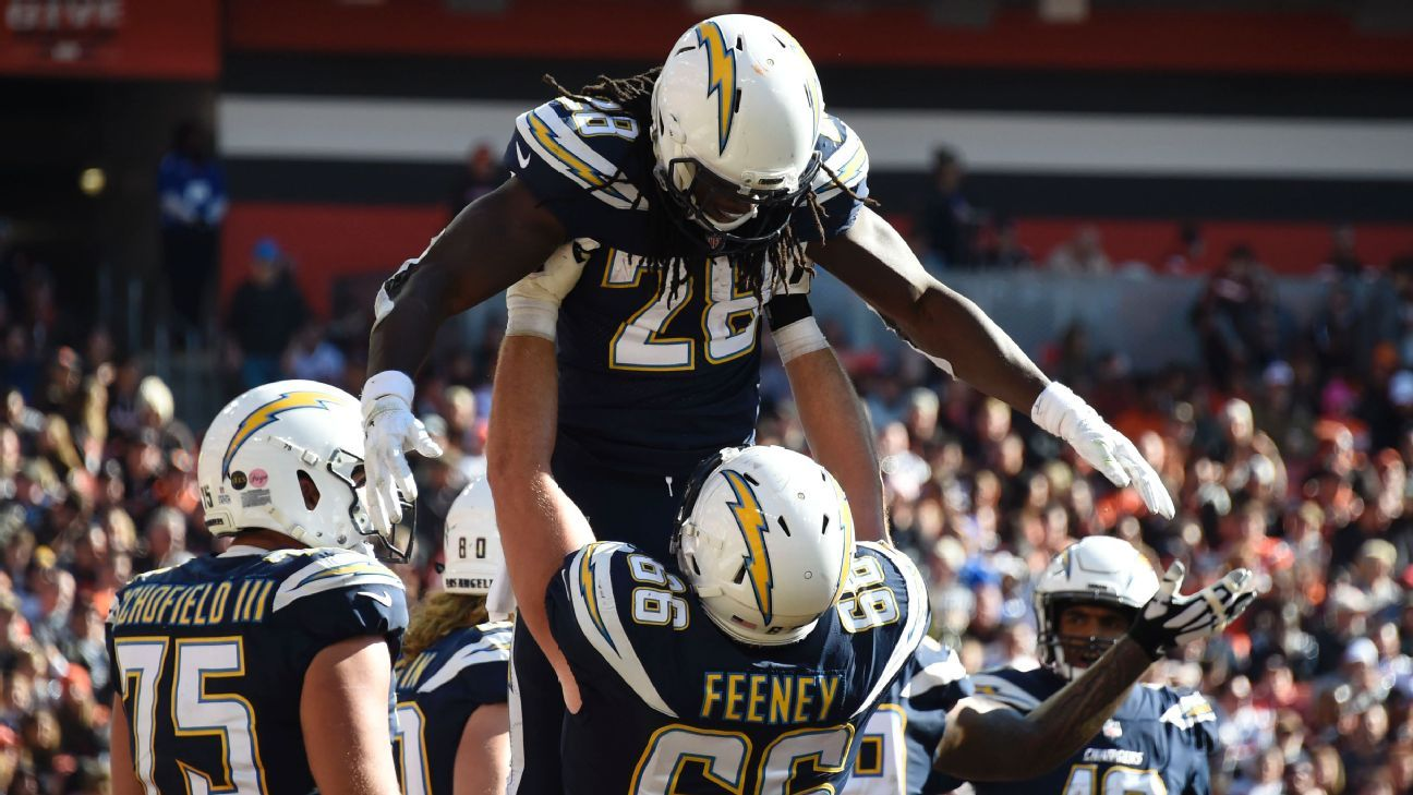 The Chargers have avoided their annual slow start, and with a soft schedule ahead, competitors had better watch their backs.