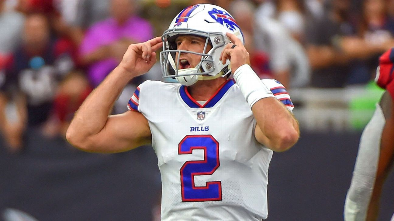 The Buffalo Bills waived Nathan Peterman on Monday, ending the tenure of the team's 2017 fifth-round pick who became known for his historically high rate of interceptions.