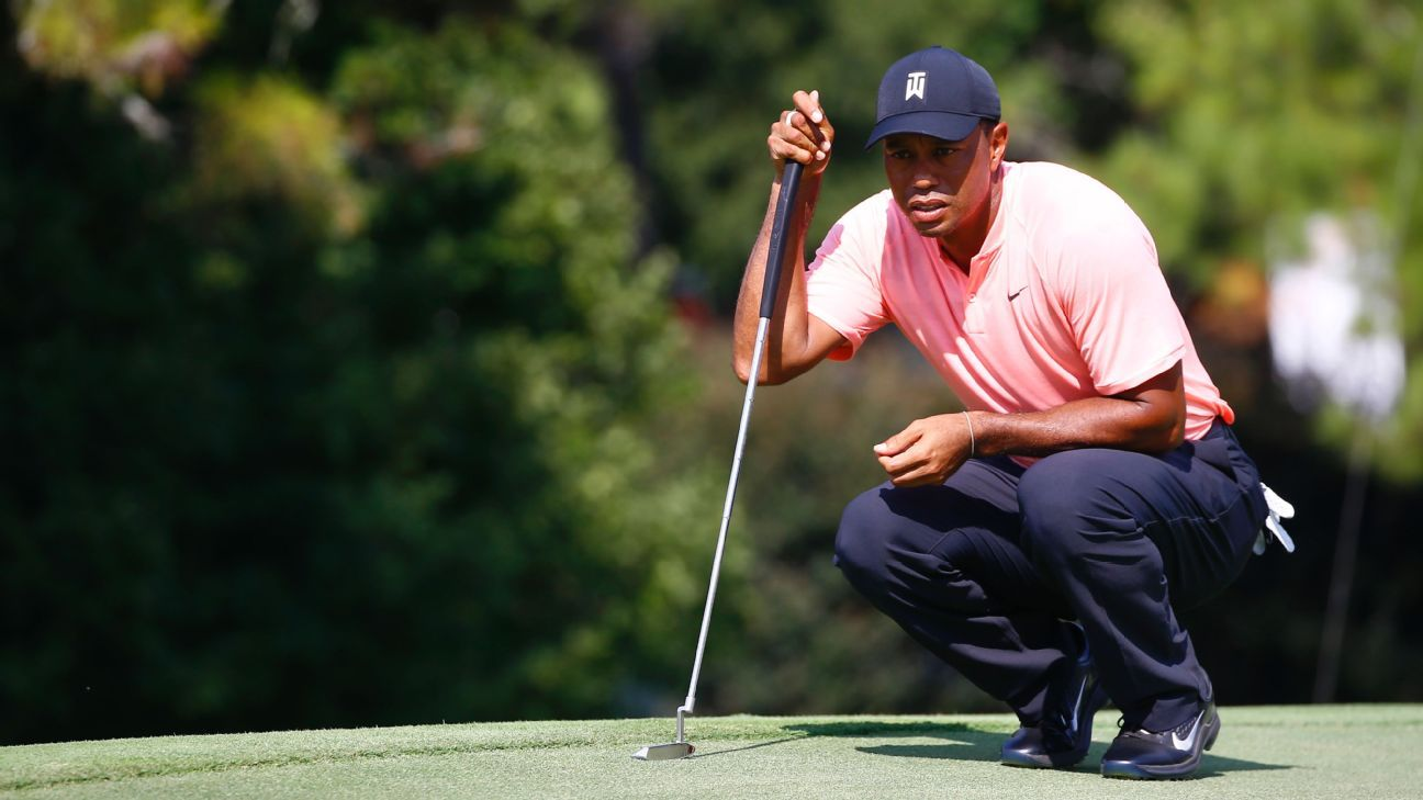 what tiger woods u0026 39  schedule could look like for the 2018