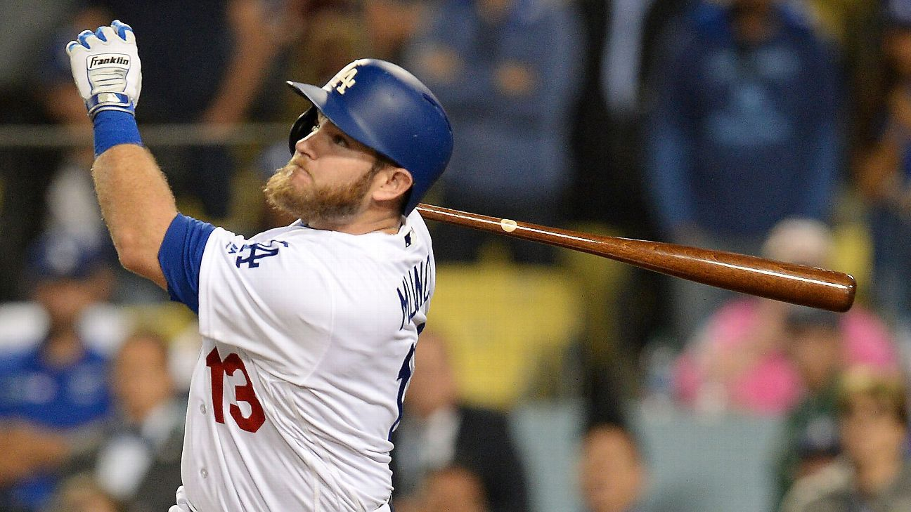 LOS ANGELES -- With a Cody Bellinger throw and a Max Muncy blow 95877c40aede