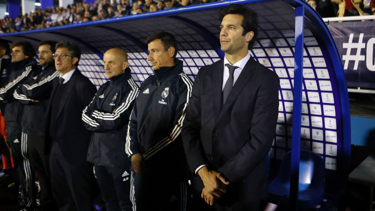 Vinicius Jr. stars for Real Madrid as Santiago Solari wins first match in charge