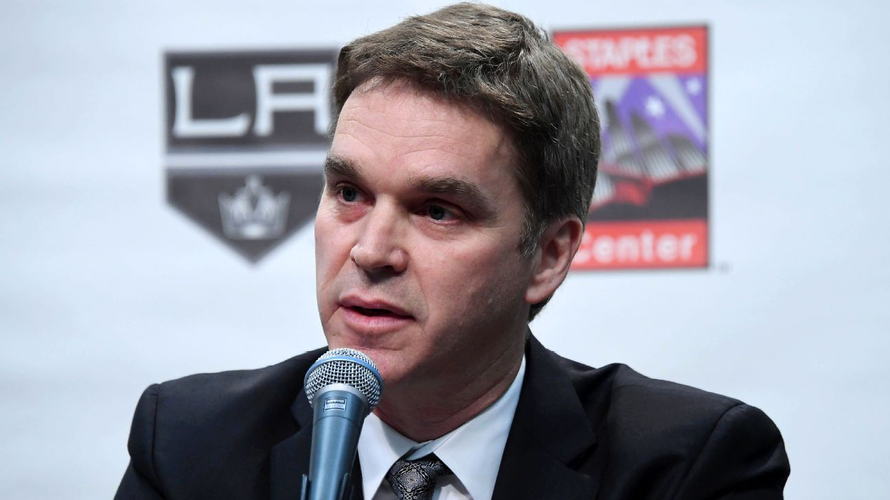 Gambling revenue could affect NHL ticket prices, Kings president says