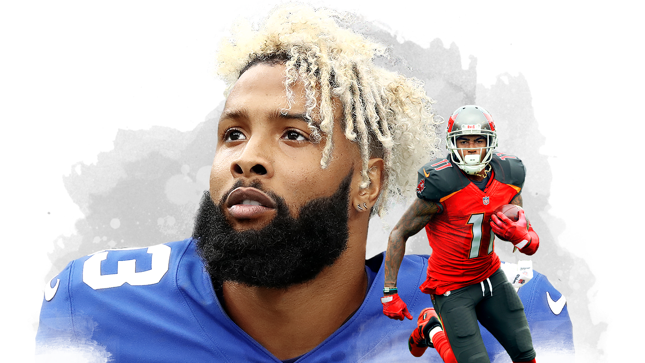 It's more than just speed. As DeSean Jackson and Odell Beckham Jr. prepare to face each other Sunday, the league's elite WRs discuss hitting the home run play.