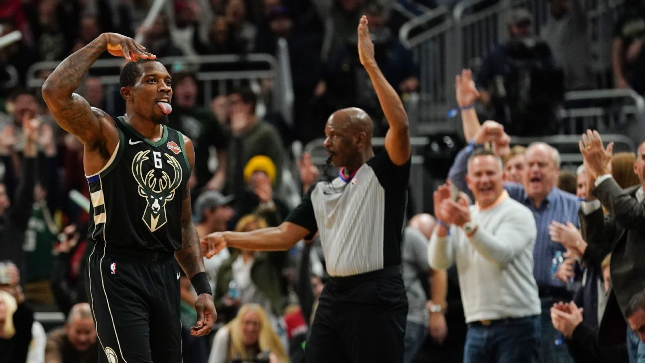 NBA -- Bucks did mean things to Bulls after halftime