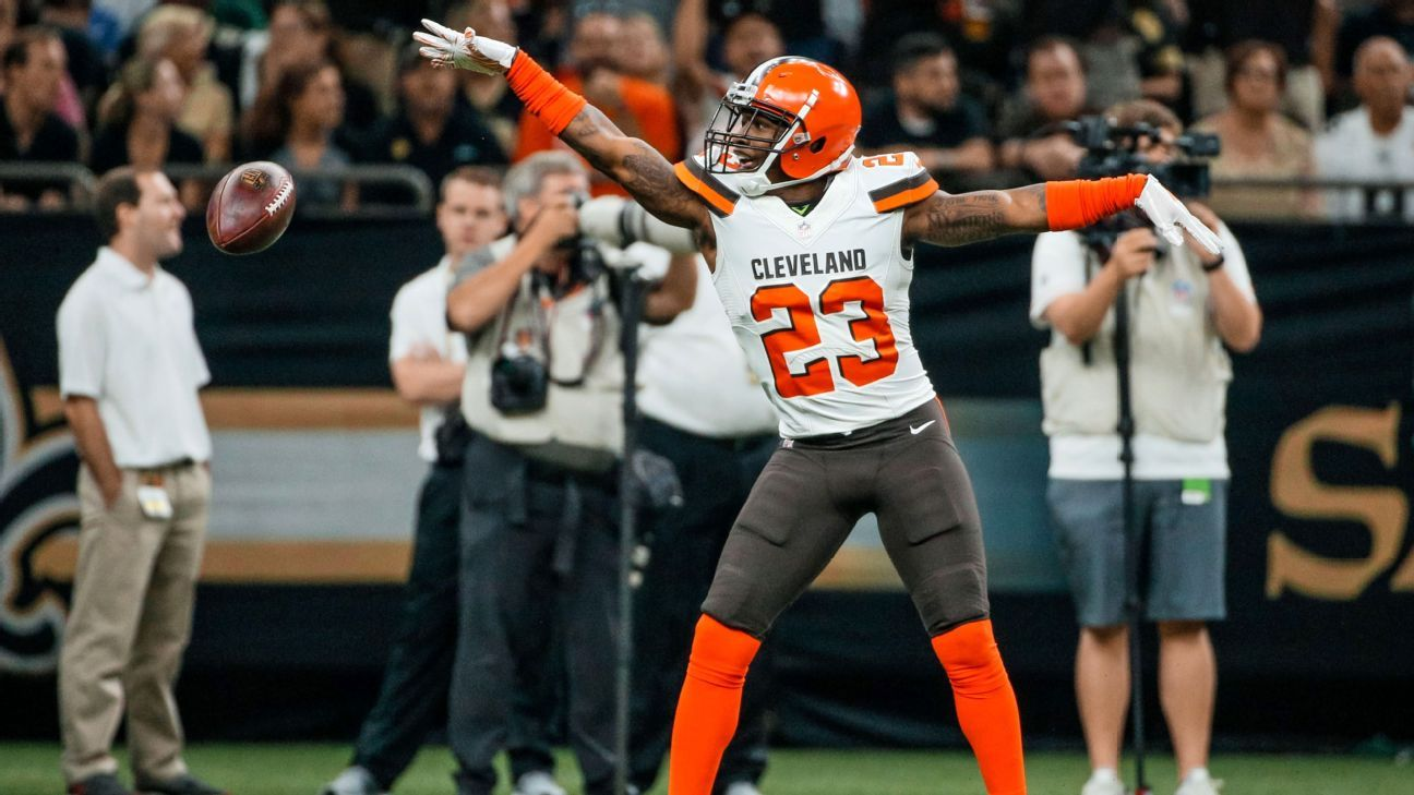 Cleveland safety Damarious Randall told several media outlets Friday that the Browns will beat Cincinnati on Sunday if the Bengals are without wide receiver A.J. Green, who is not expected to play, a source told ESPN.