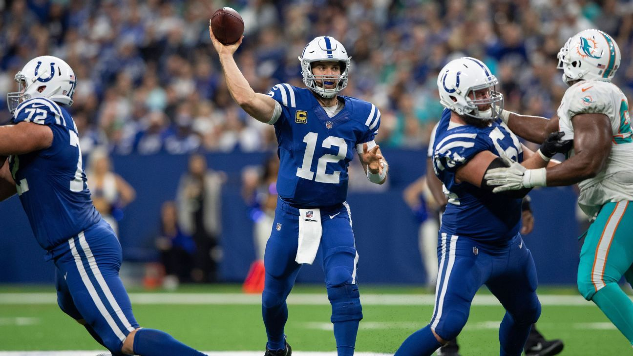If Sunday's biggest play is any indication, the Colts and their determined QB have the resilience needed to remain in contention down the stretch.