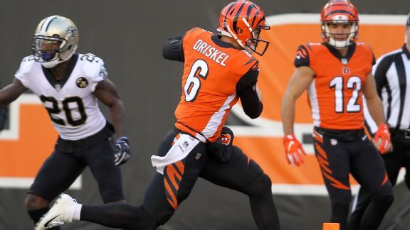 Watch: Fastest times clocked during touchdowns in 2018, by position