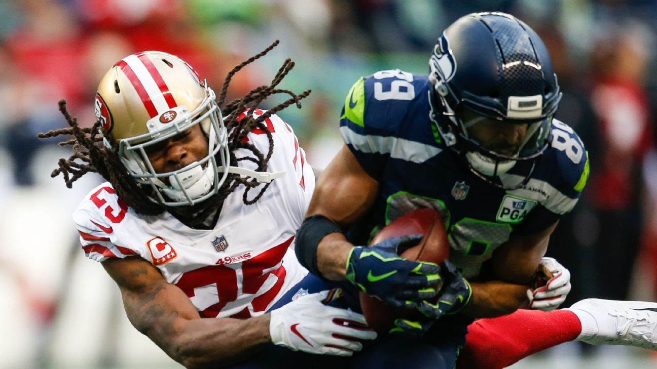 Cornerback Richard Sherman said Thursday that he envisions playing until he's 35, but knows he could spend the end of his career at safety. He's already looking into what the position switch entails.