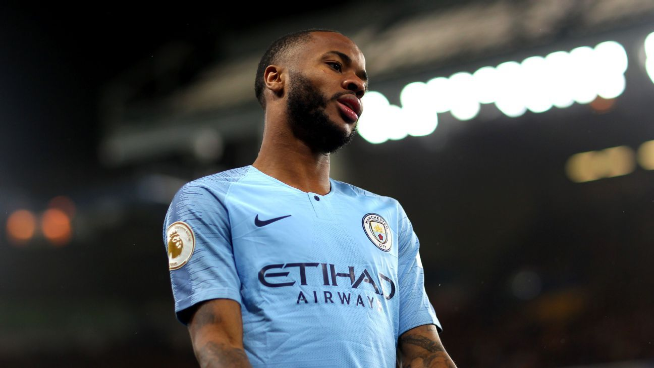 Manchester City's Raheem Sterling slams media coverage that 'helps fuel racism'