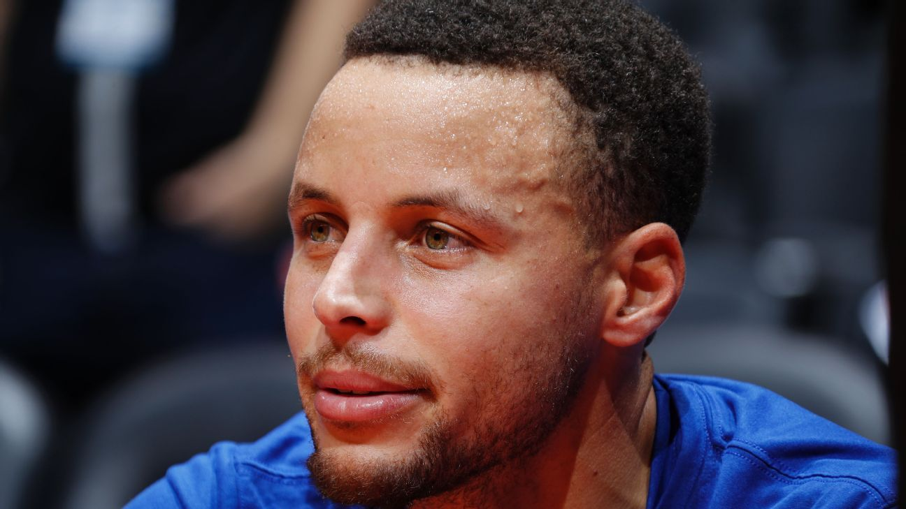 Curry: Comments on moon a joke, will visit NASA