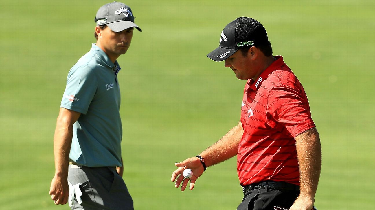 Kisner on Reed's former teammates: 'They all hate him'