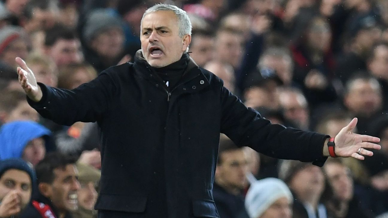 Mourinho out as manager of Man United