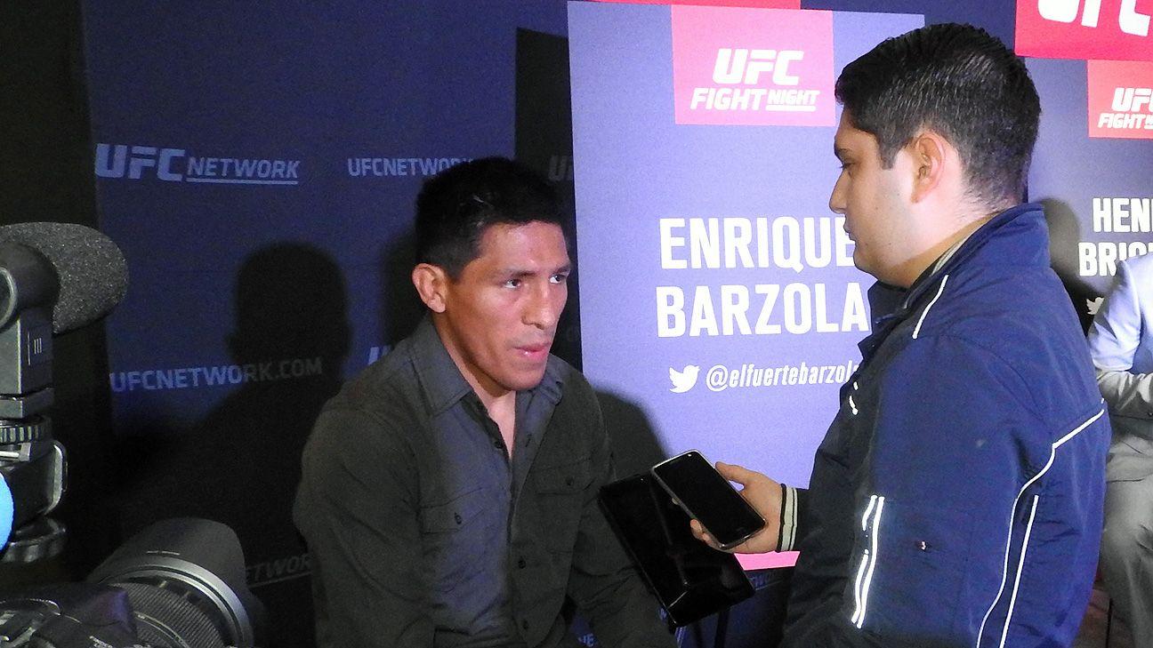 Enrique Barzola