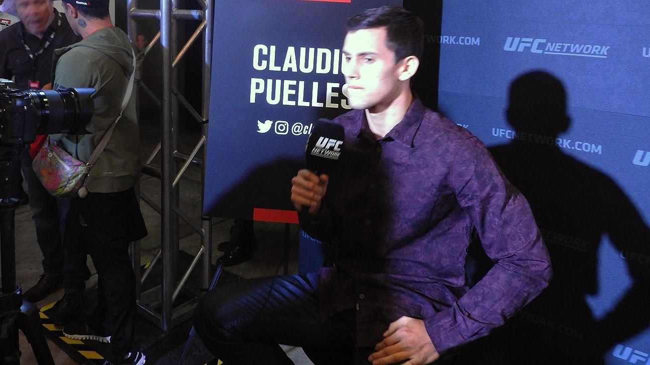Claudio Puelles