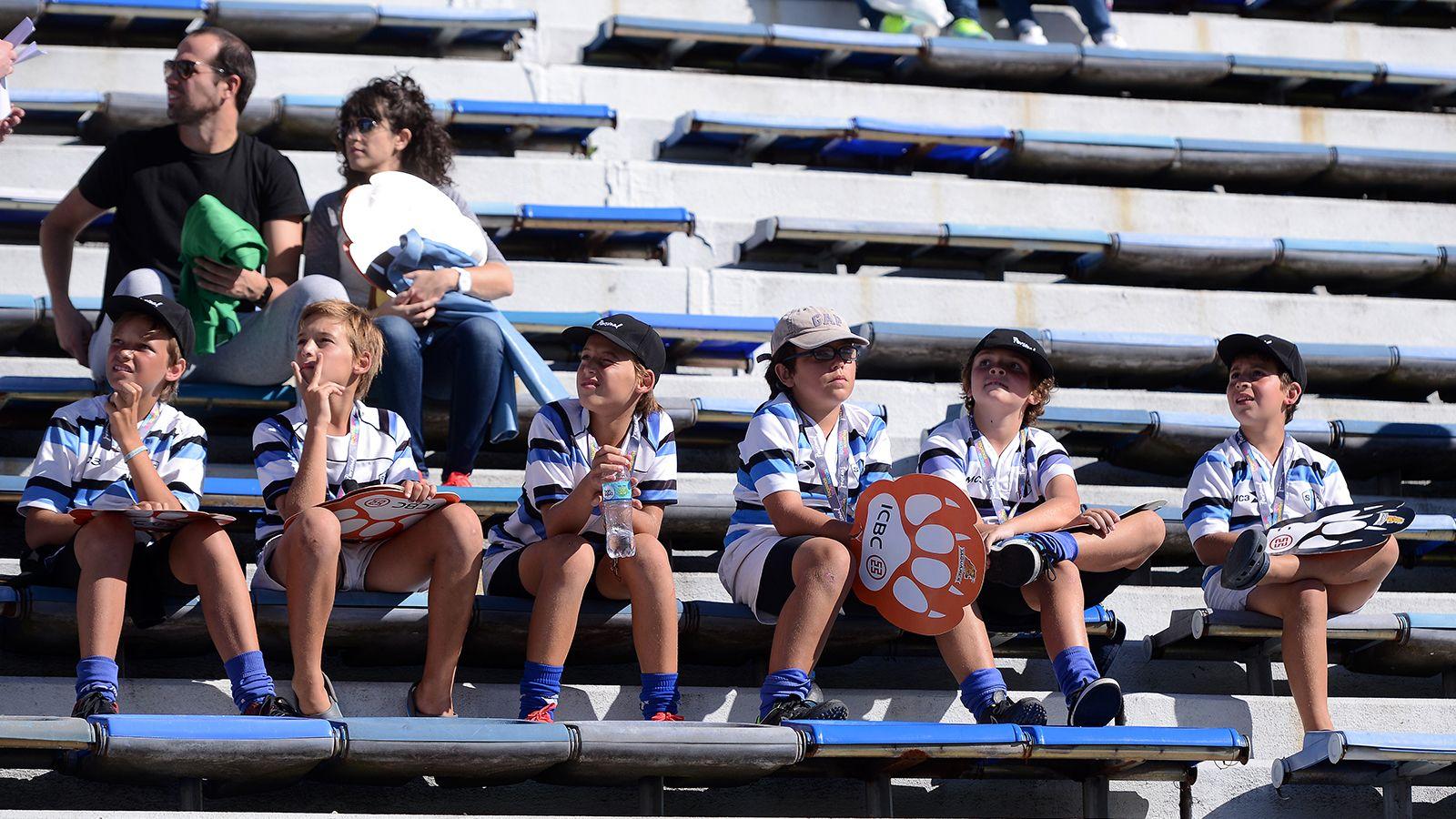 Fotos: Los Jaguares volvieron a ganar en Vélez
