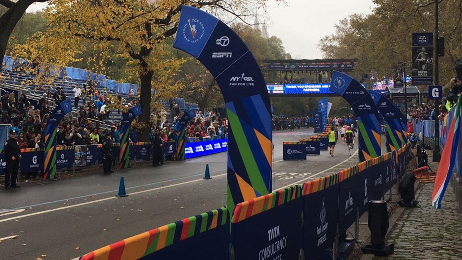 Las mejores fotos del Maratón de Nueva York