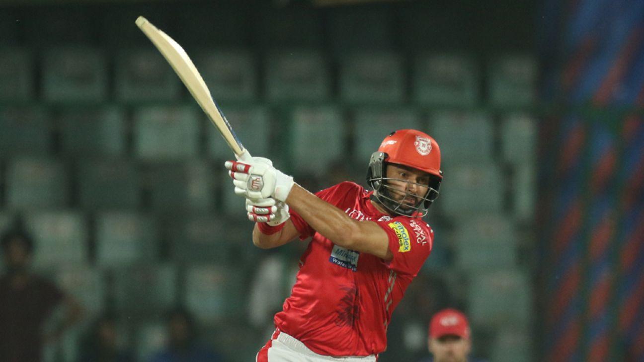 Kings XI bowl; Mumbai bring back Pollard in must-win game