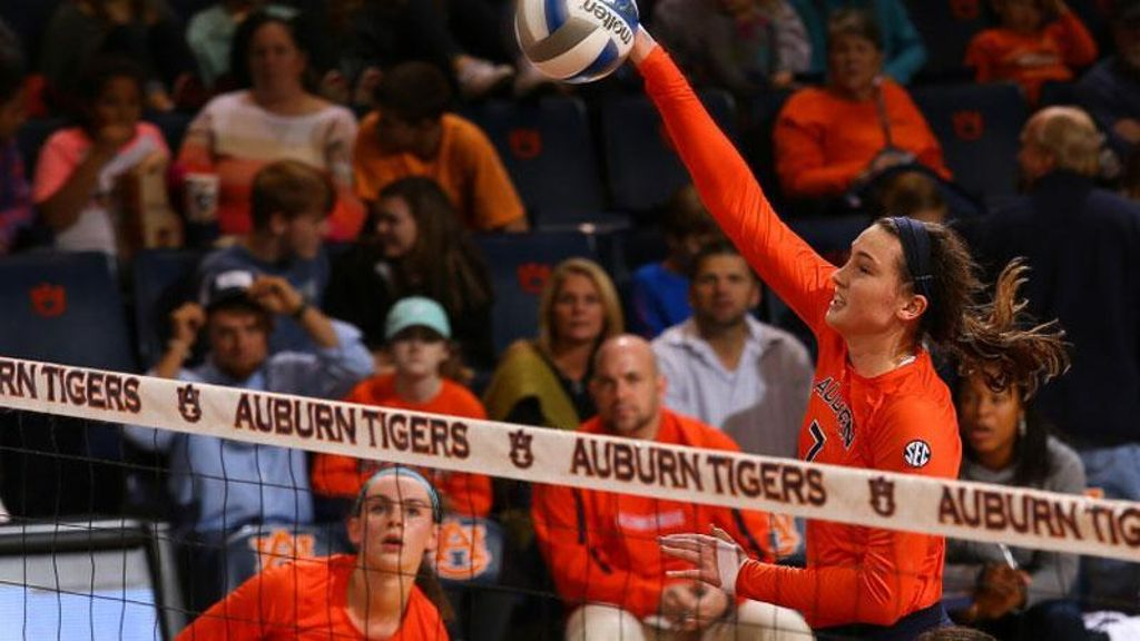 Auburn slips to Georgia Tech 3-1