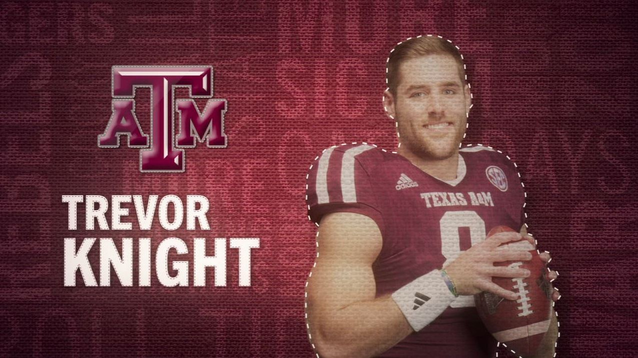 I am the SEC: Texas A&M's Trevor Knight