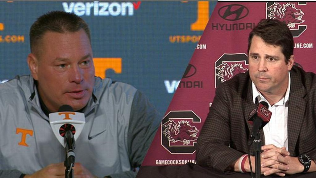 Vols, Gamecocks excited to renew SEC East rivalry