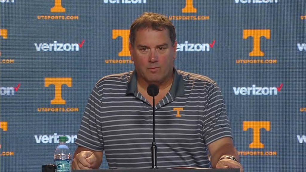 Hoke: 'Last two games are for the seniors'