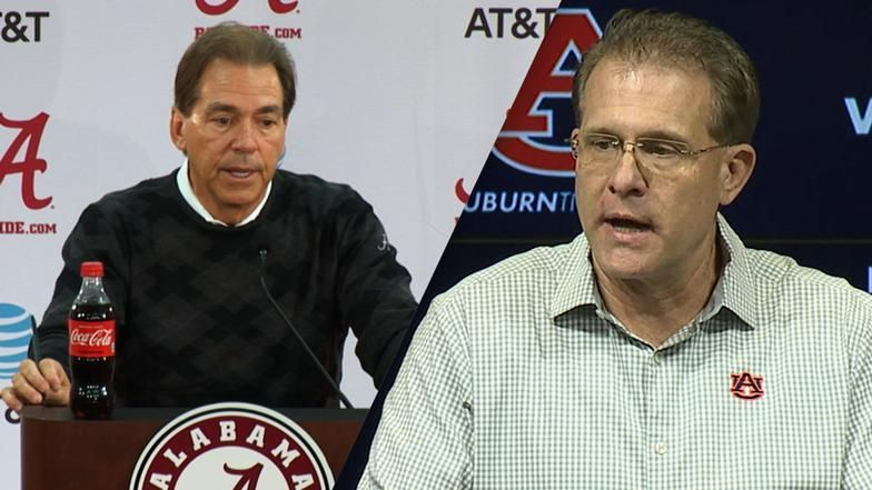 SEC West crown on the line in Iron Bowl
