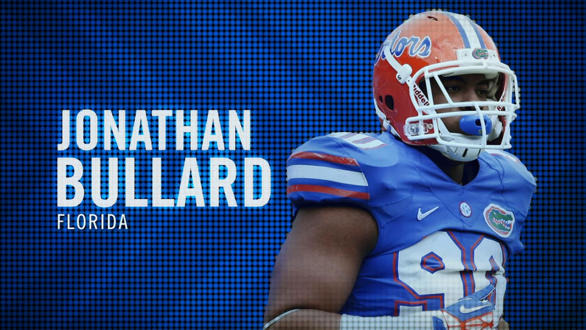 I am the SEC: Florida's Jonathan Bullard