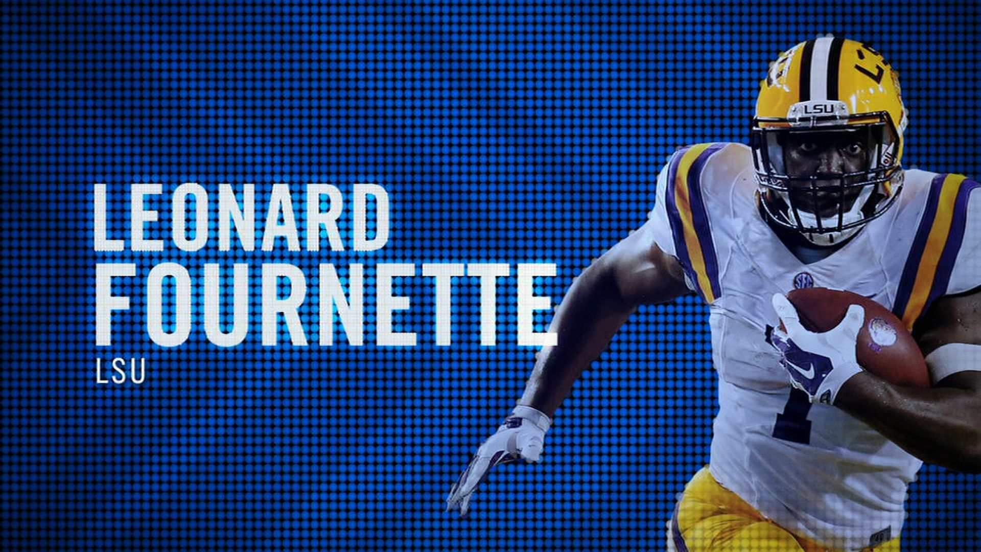I am the SEC: LSU's Leonard Fournette