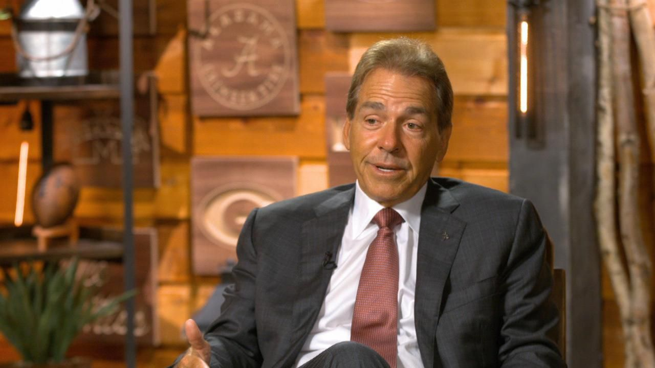 Saban gets back to his roots