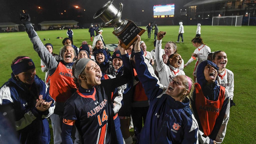 Iron Bowl of Soccer goes to Auburn