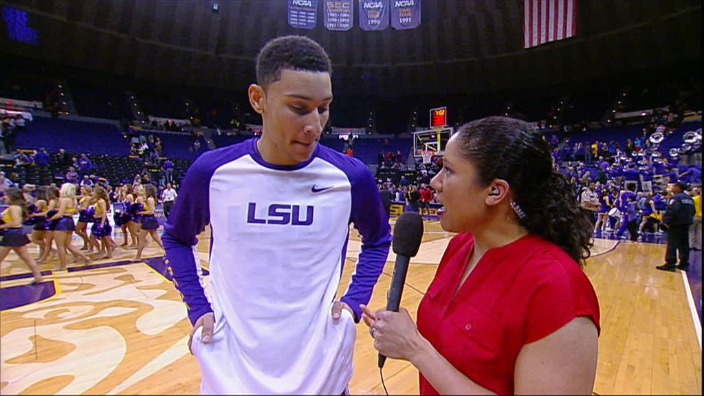 Postgame Interview with Ben Simmons