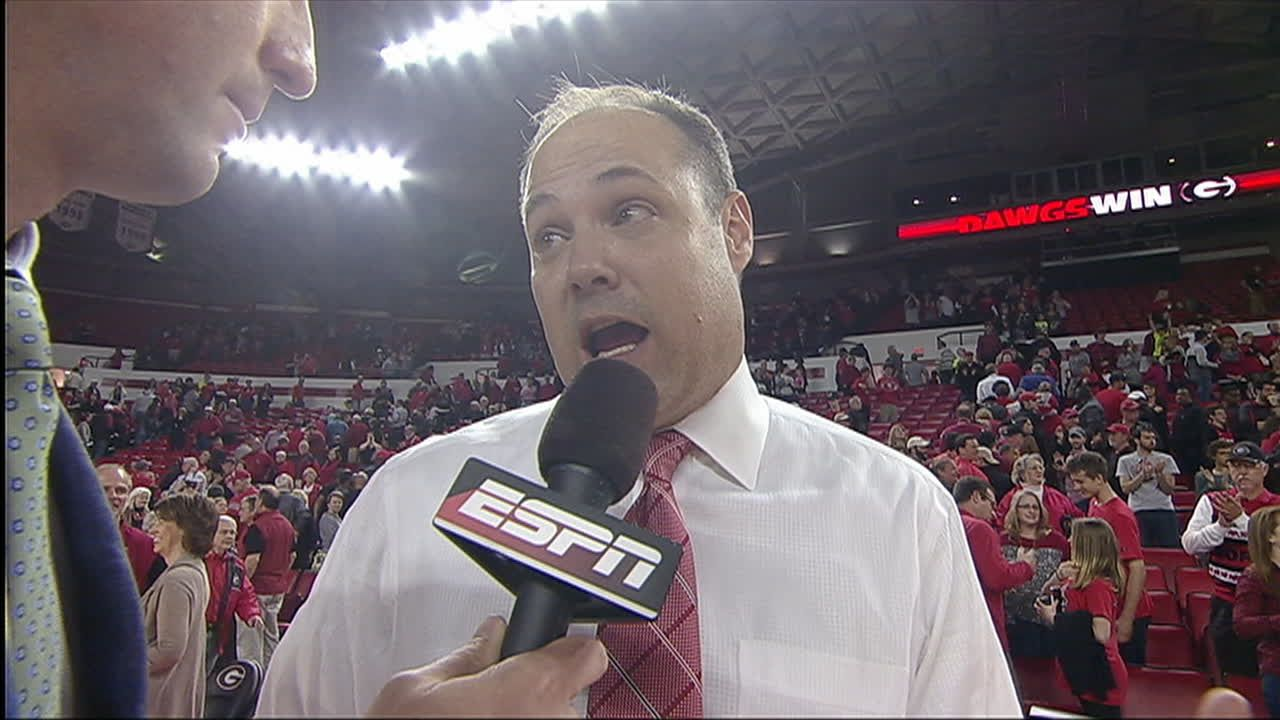 Postgame Interview With Georgia Head Coach Mark Fox