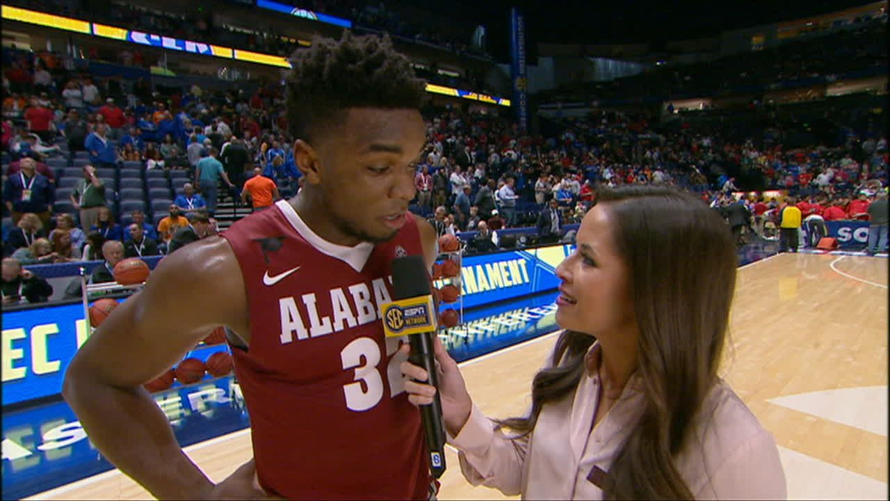 Retin Obasohan Postgame Interview