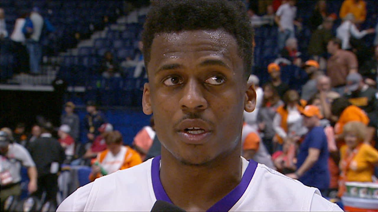 Blakeney on SEC tourney: 'Anybody can win'