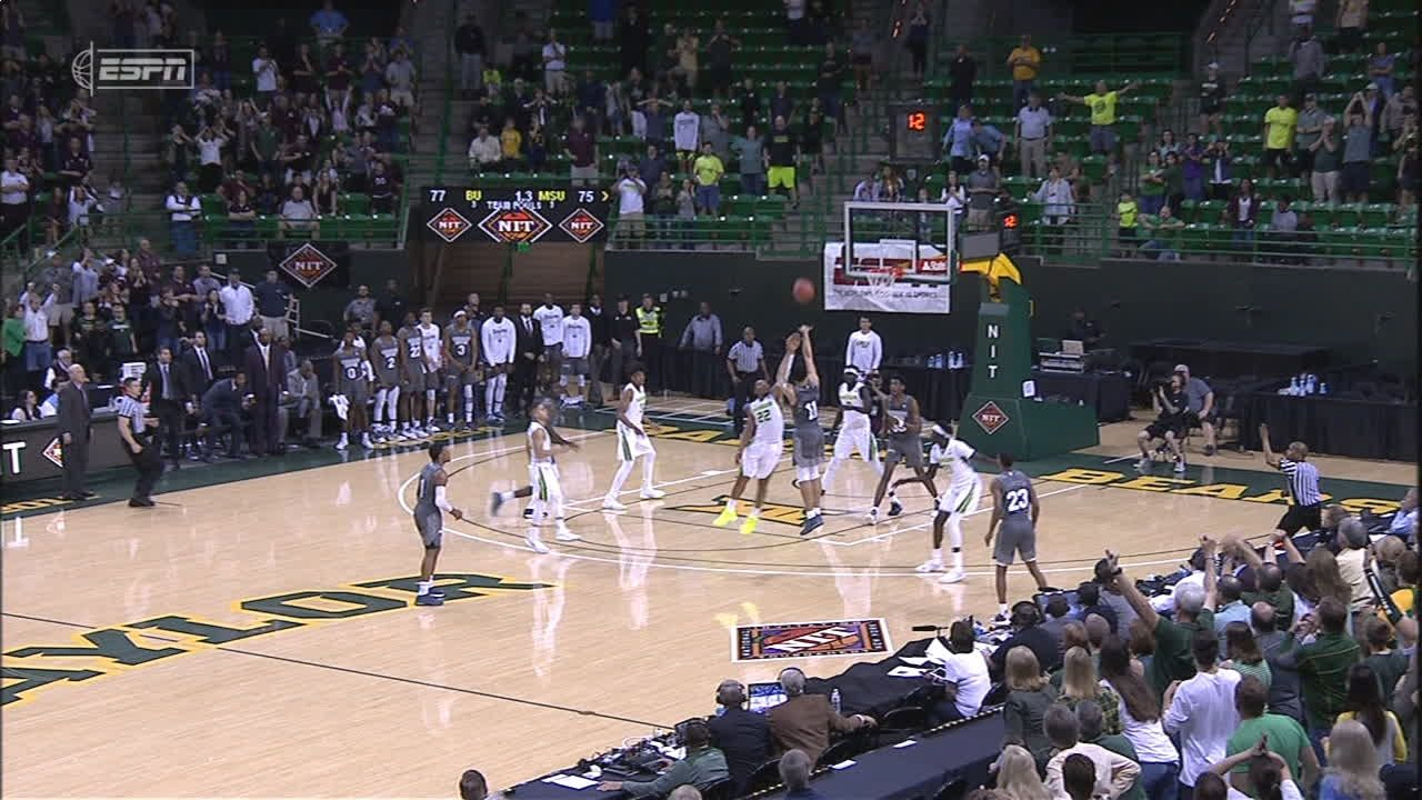 Weatherspoon wins it at buzzer for Mississippi State