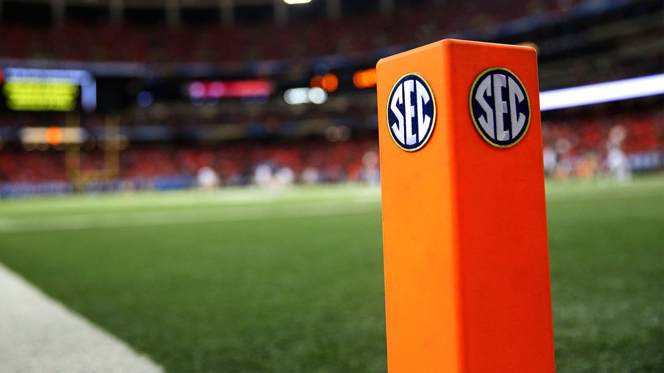 November 1 SEC football TV and satellite radio schedule