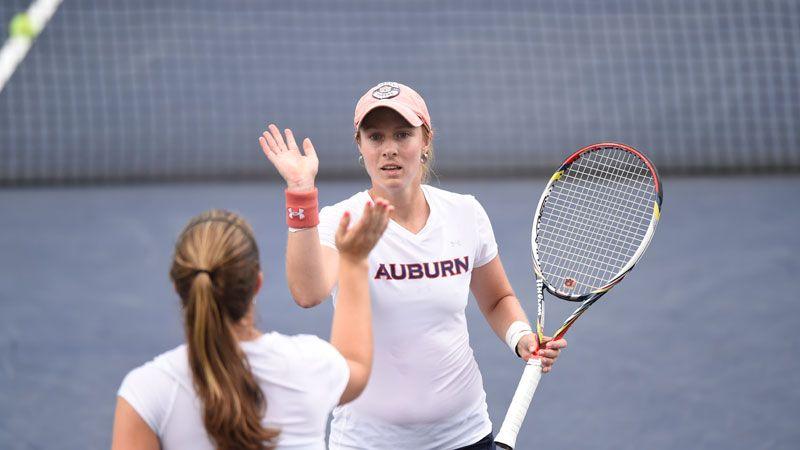 Auburn Women S Tennis