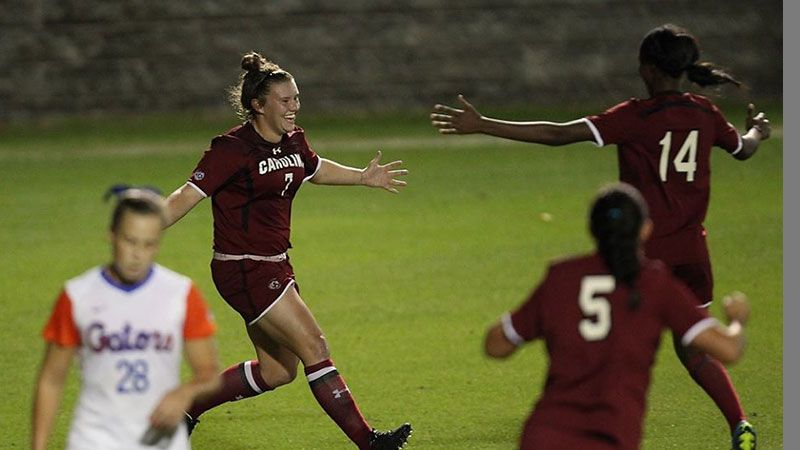 Swift, Charley, Rusk, McCaskill named Soccer Players of the Week