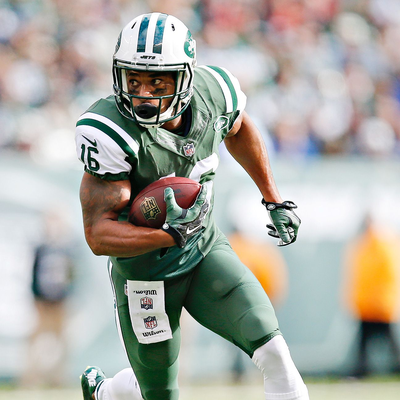 New York Jets release Percy Harvin, make Brandon Marshall ...