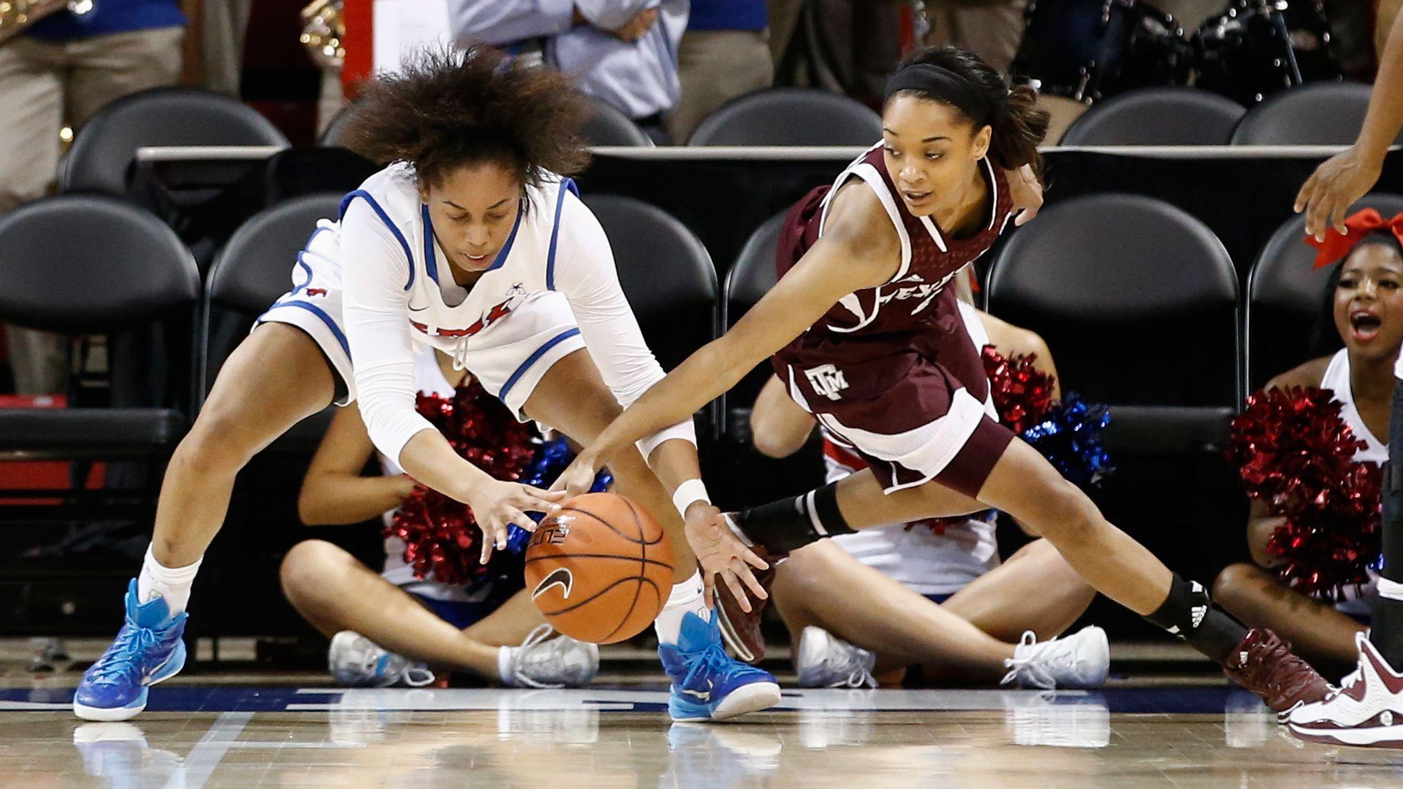 SEC vs. Big 12 women's basketball challenge