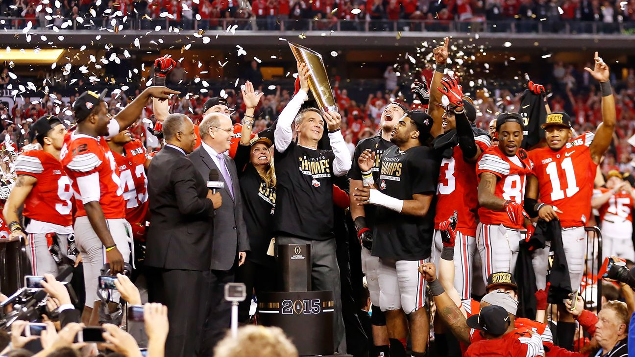 ncaaf scores and schedule college football national championship