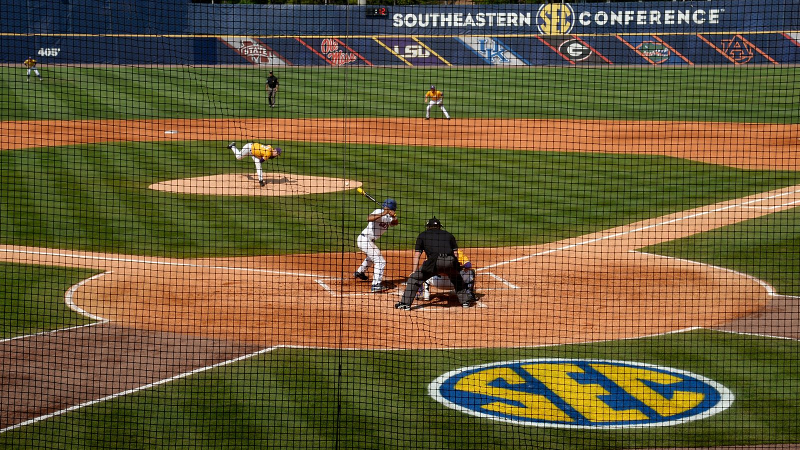 SEC Now on-site for 2016 SEC Baseball Tournament