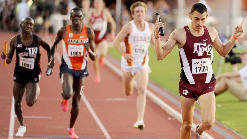 SEC continues to pick up wins at Texas Relays